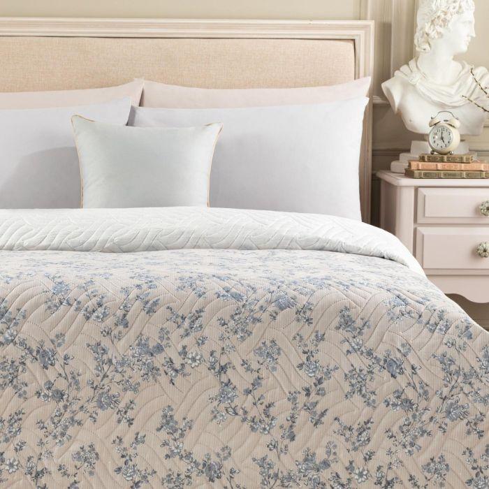 Madame Coco Lille Double-Size Multipurpose Bedspread