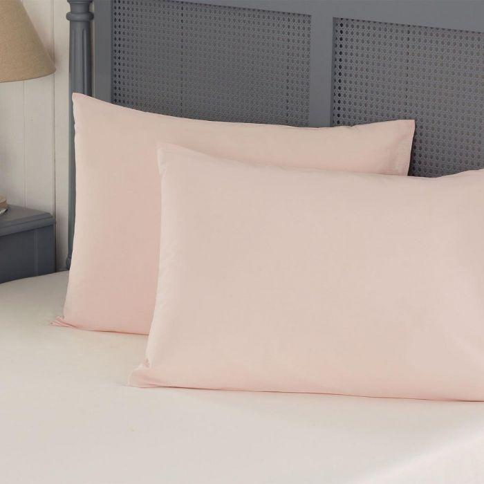 Madame Coco Manon Ranforce 2-Piece Pillowcase - Powder