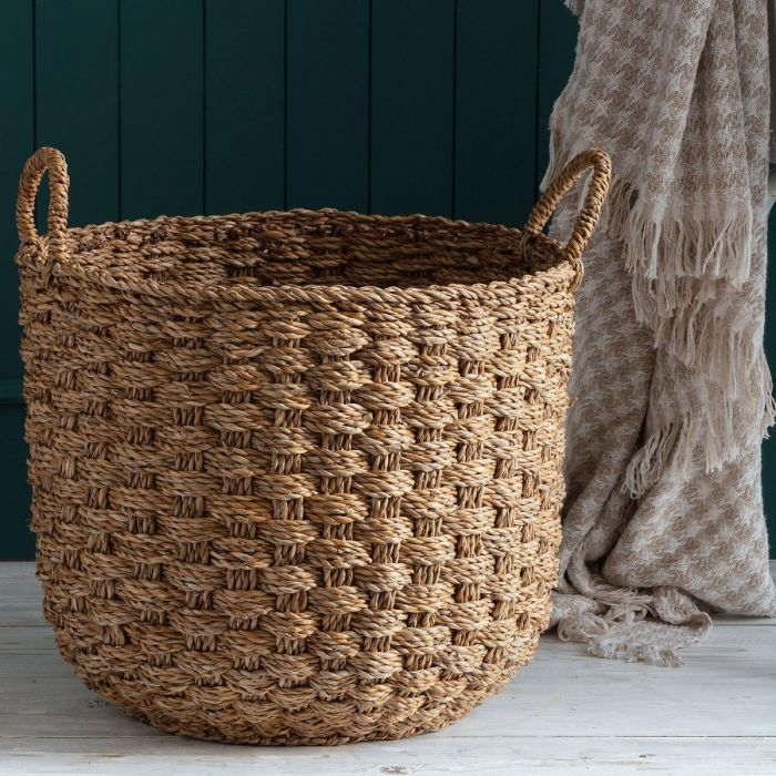 Madame Coco Adolpha Large Wicker Basket