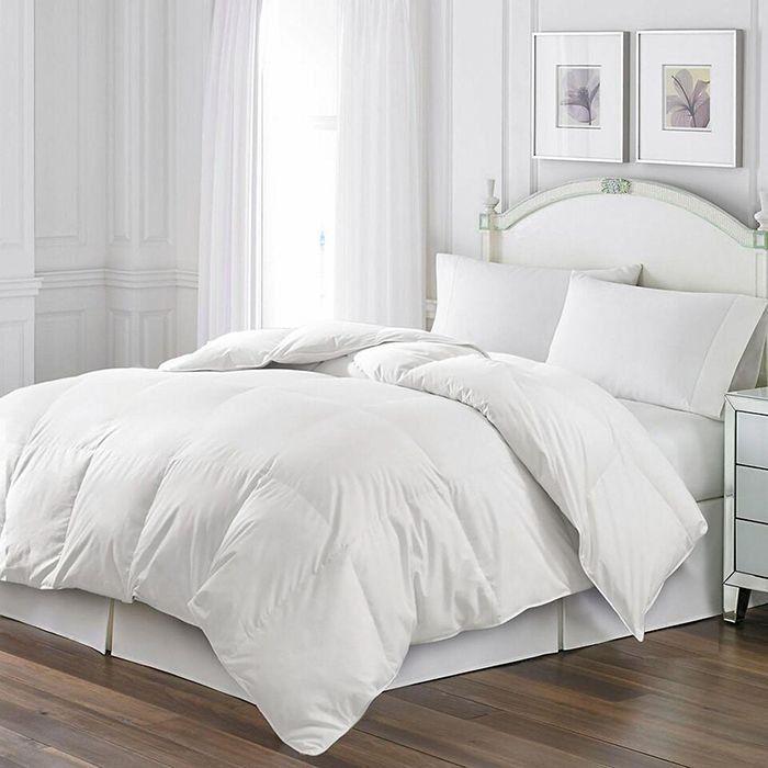 Nova Down Duck Comforter White