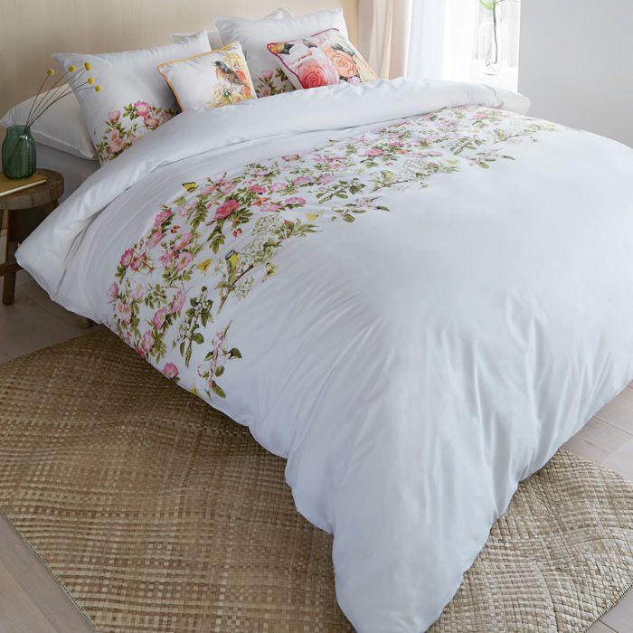 Beddinghouse Duvet Cover 3pcs 100% cotton Rozentuin