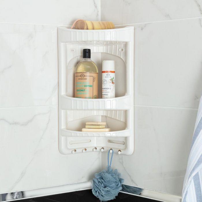 Madame Coco Luned Corner 3-Tier Shelf Hanger