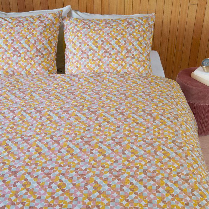 Beddinghouse Duvet cover 100% cotton Retro Grid