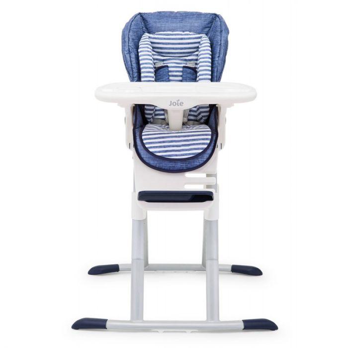 Joie Mimzy 360 High Chair, Denim
