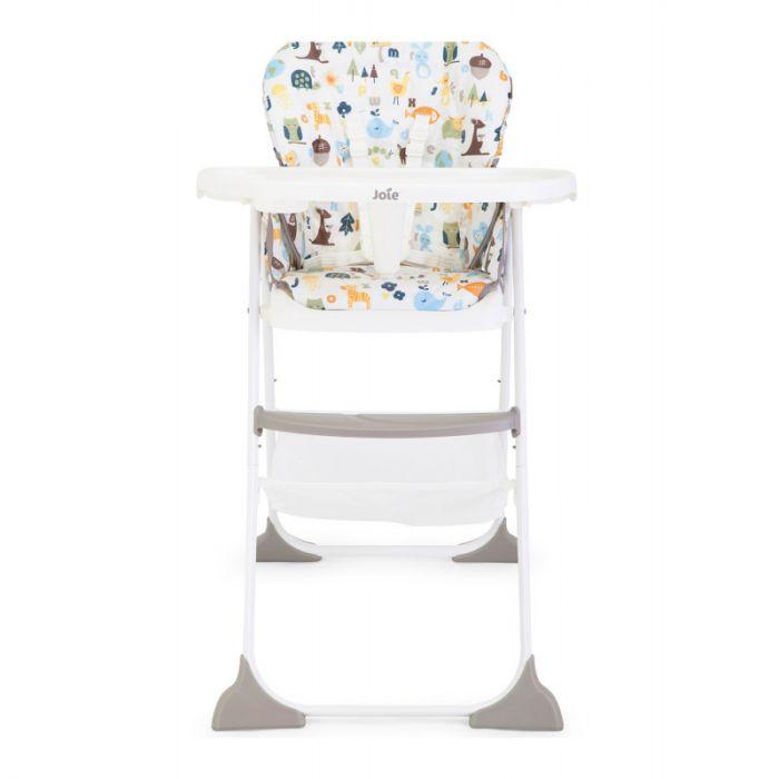 Joie Mimzy Snacker High Chair - Alphabet