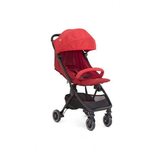 Joie Pact Stroller - Cranberry Red