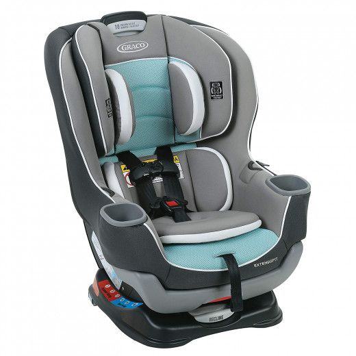 Graco Extend-2-Fit Car Seat - Spire