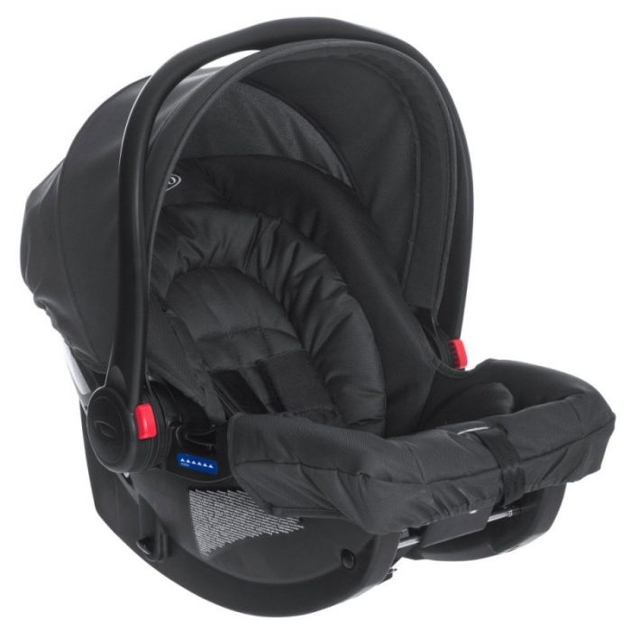Graco SnugRide Car Seat - Midnight Black