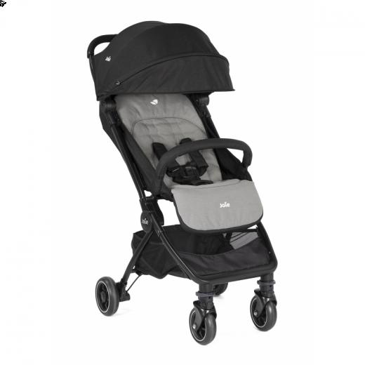 Joie Pact Stroller - Ember, Black & Grey