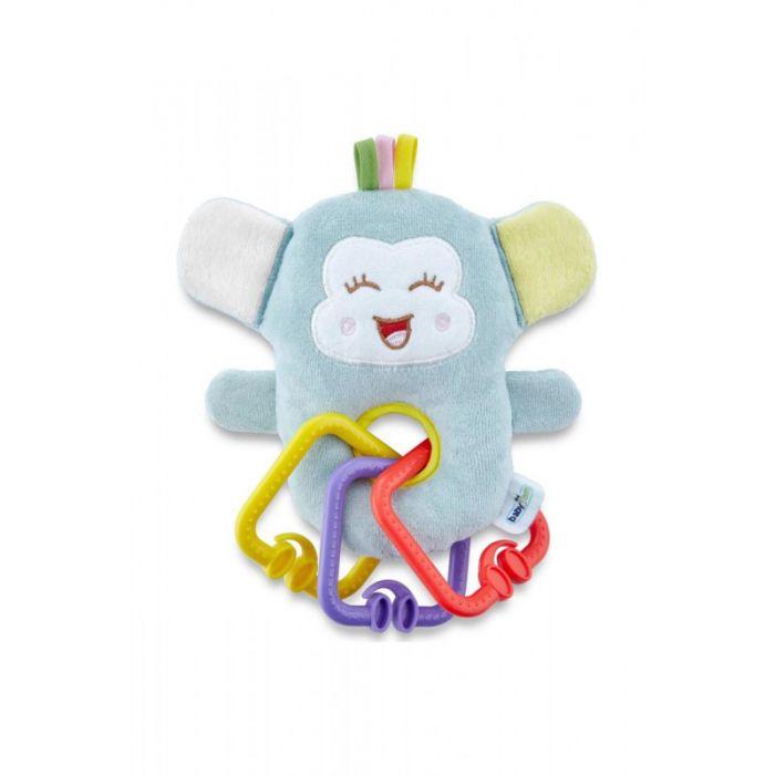 Babyjem Little Monkey Toy Pacifier