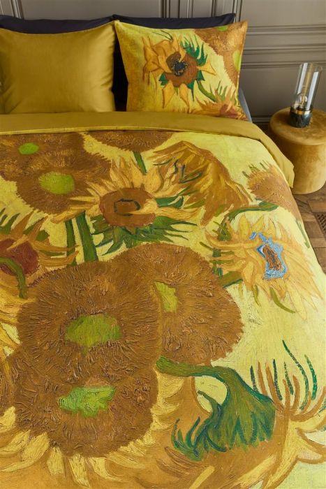 Beddinghouse Duvet Cover 3pcs Sateen Gogh Tournesol