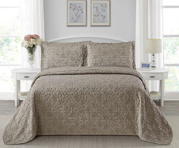 Nova Samrqad Jacquard Bedspread Set