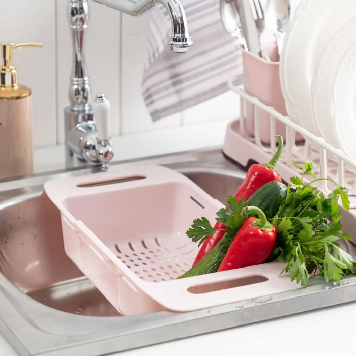 Madame Coco Pегу Adjustable Sink Strainer