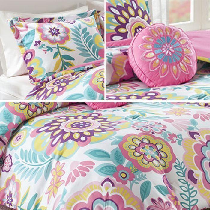 NOVA Comforter Set Microfiber Camille
