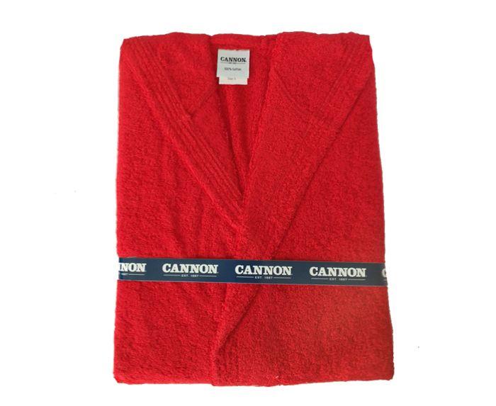 Cannon 100% Cotton Bathrobe
