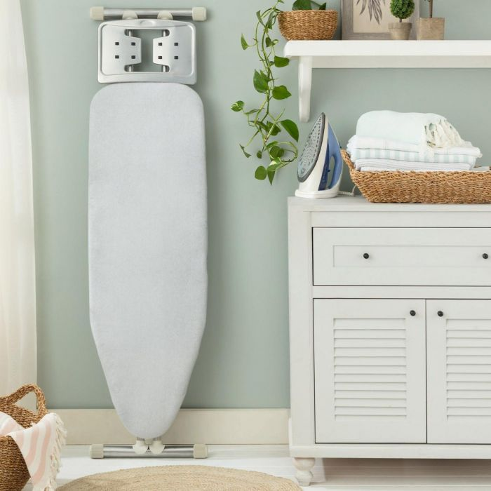 Madame Coco Blois Ironing Board Cover - Silver