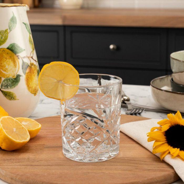 Madame Coco Aron Set of 4 Water Glasses 370 ml