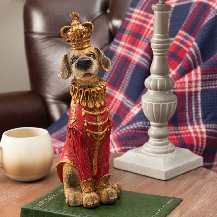 Madame Coco Dog Trinket