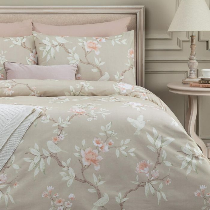 Madame coco Pons Double Ranforce Printed Duvet Cover Set