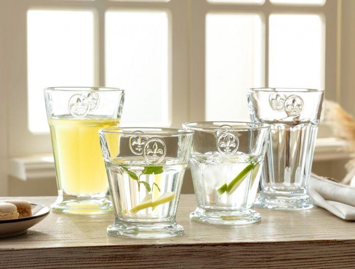Madam coco Florentine 4 Water Glass 230 ml
