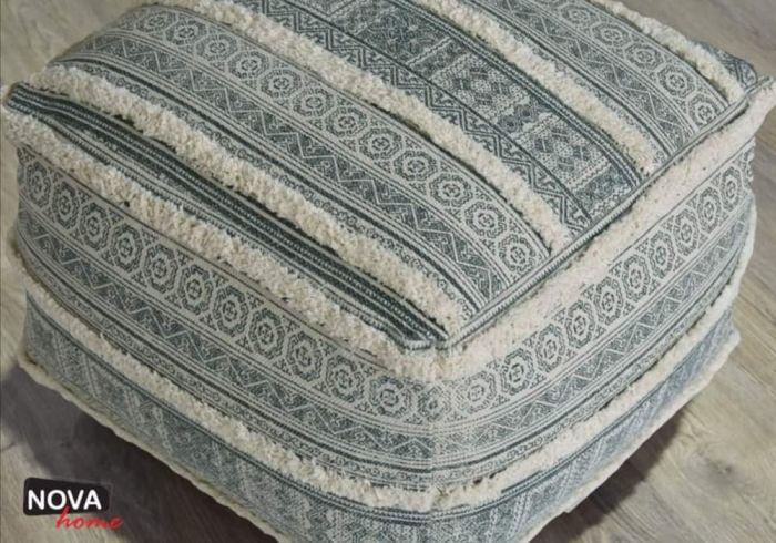Mandala Ottoman Pouf