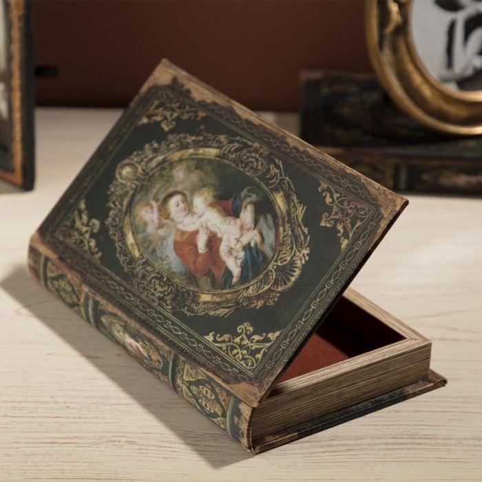 Madame Coco Multipurpose Box in Book Design