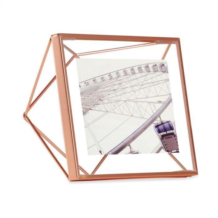 Umbra Prisma Photo Display 4x4 Copper
