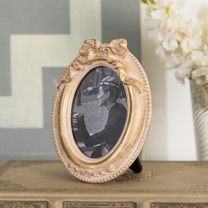 Madame Coco Amice Frame - Gold
