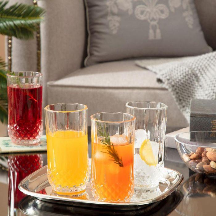 Madame Coco Audrey 6-Piece Beverage Glass Set