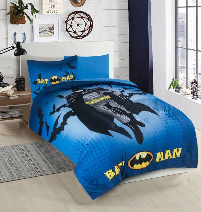 Nova Batman Baby Comforter Set