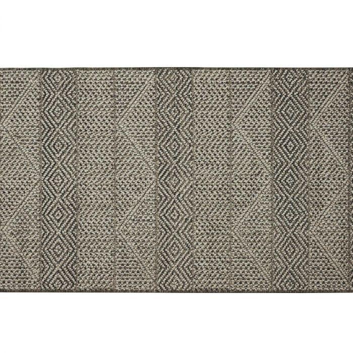 Madame Coco Celesse Carpet - Light Gray / Dark Gray