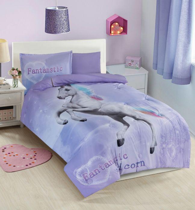 Nova Dreamy Unicorn Baby Comforter Set