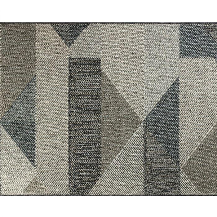 Madame Coco Marceau Carpet - Light Gray / Dark Gray
