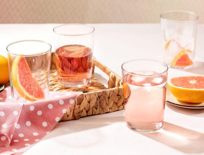 Madame Coco Pierretta Soft Drink Glass Set