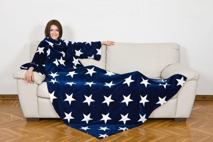 KANGURU Deluxe Stars Blanket