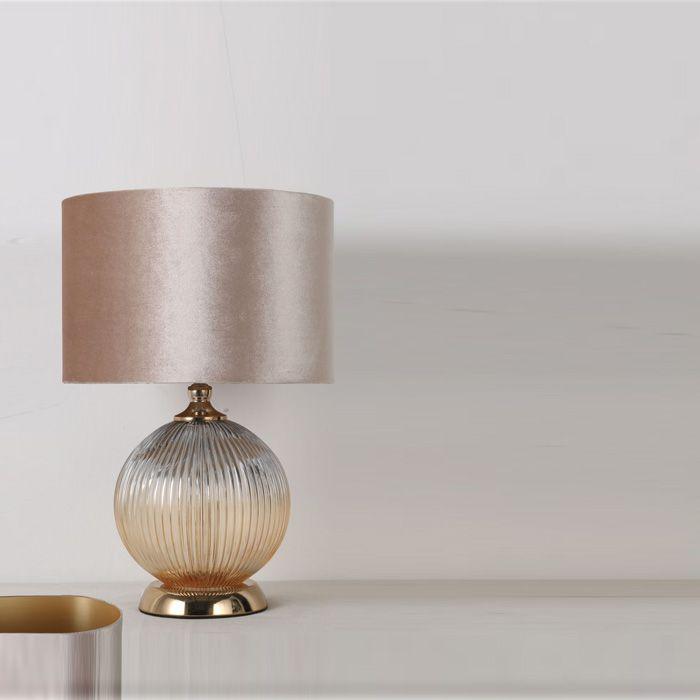 NOVA Table Lamp Catalina 46CM Beige