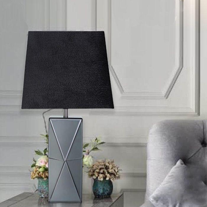 NOVA Table Lamp Diagonal 65CM Black