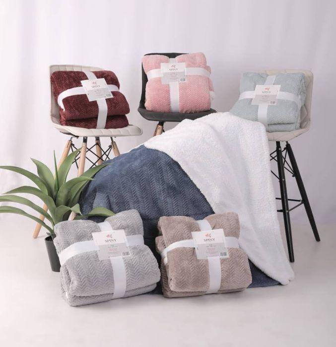 SONIC Velvet Blanket