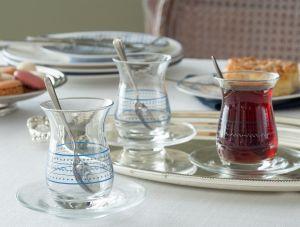 Mathis 6-Piece Tea Glass