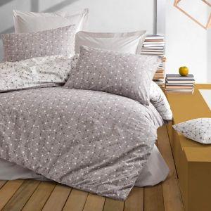 Nova Mottle Cotton Duvet Cover Set