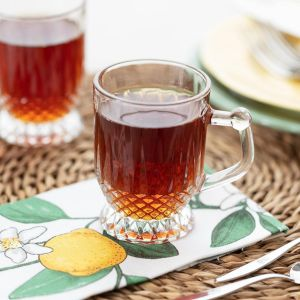 Adele Etoile 6-Piece Tea Cup Set