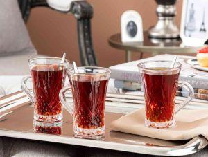Madame Coco Felecia 4-Piece Tea Cup