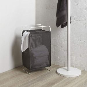 Umbra Cinch Laundry Basket Grey