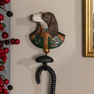 Madame Coco Decorative Hanger - Dog
