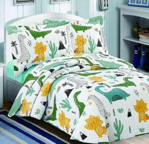 Nova Dinosaur Bedspread Set