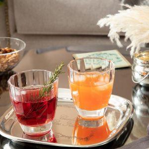Madame Coco Fiona 4-Piece Water Glass