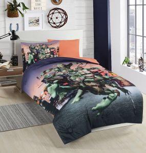 Nova Ninja baby comforter set