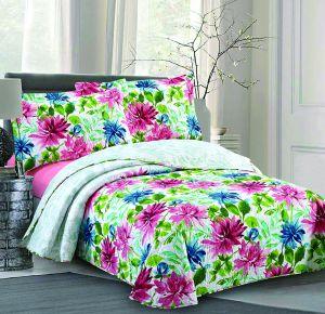 Nova Palm Bedspread Set